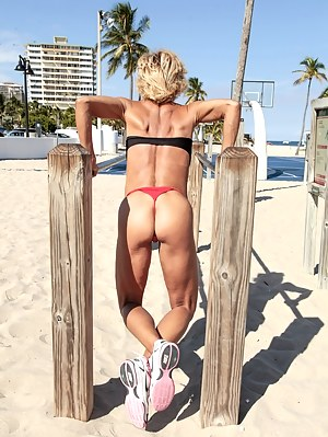 Hot Big Ass Muscle Porn Pictures