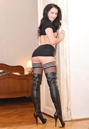 Hot Big Ass Boots Porn Pictures