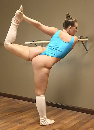 Hot Big Ass Fitness Porn Pictures