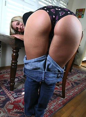 Hot Big Ass Jeans Porn Pictures