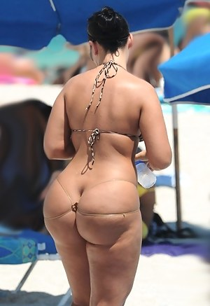 Hot Big Ass Beach Porn Pictures