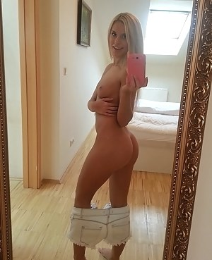 Hot Big Ass Selfshot Porn Pictures
