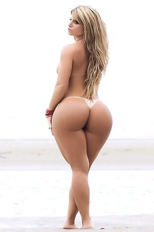 Hot Big Ass Beach Porn Pictures